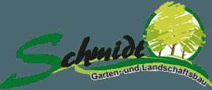 Logo Garten- und Landschaftsbau Steve Schmidt